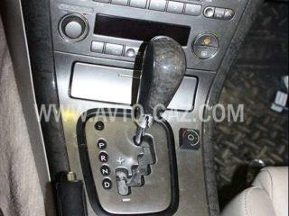 ГБО на Subaru Outback