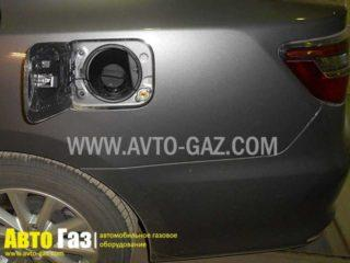 ГБО на Toyota Camry