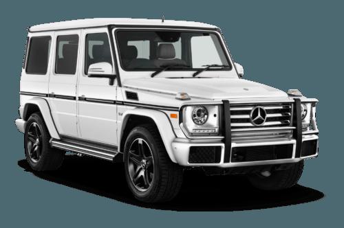 установка ГБО на Mercedes-Benz G500
