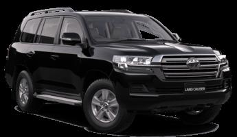 установка ГБО на Toyota Land Cruiser 200
