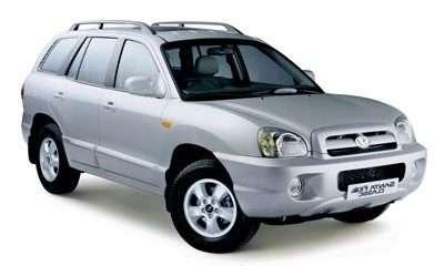 Hyundai Santa-Fe Classic