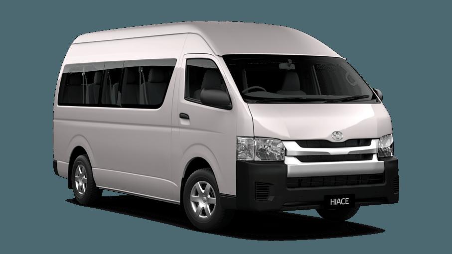установка ГБО на Toyota Hiace