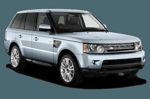 установка ГБО на Land Rover Range Rover