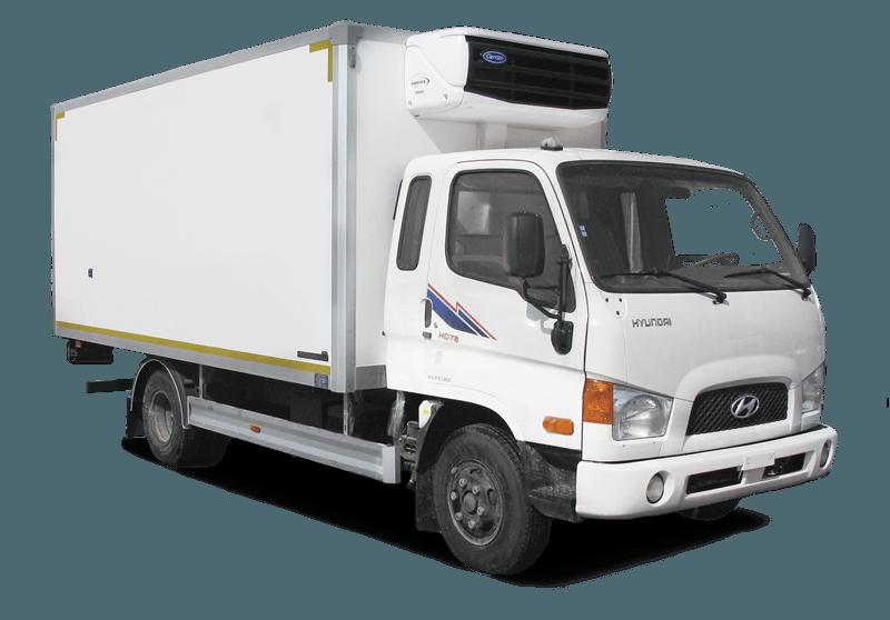 установка ГБО на Toyota HD 78