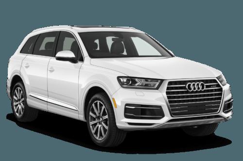 установка ГБО на Audi Q7