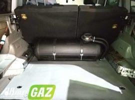 установка ГБО на УАЗ Патриот