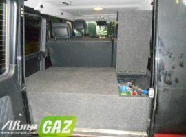 установка газа на Mercedes-Benz G550