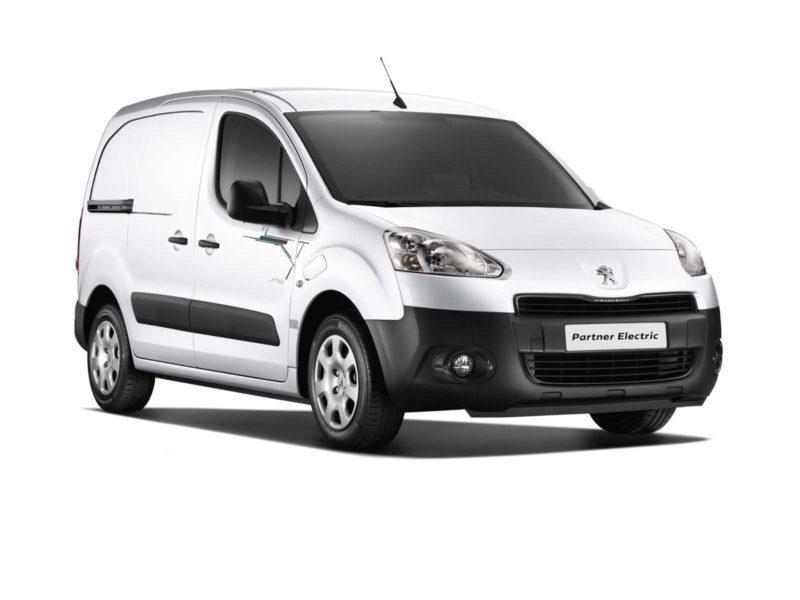 установка ГБО на Peugeot Partner 1,6