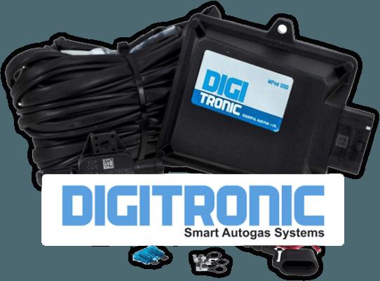 digitronic гбо схема