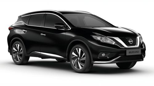 установка ГБО на Nissan Murano