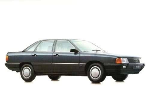 установка ГБО на Audi 80