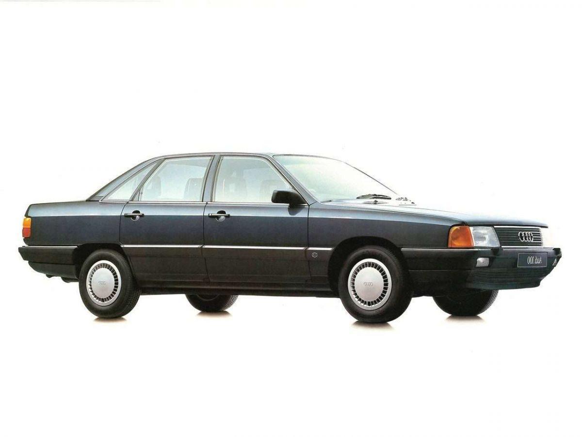 Audi 100 png