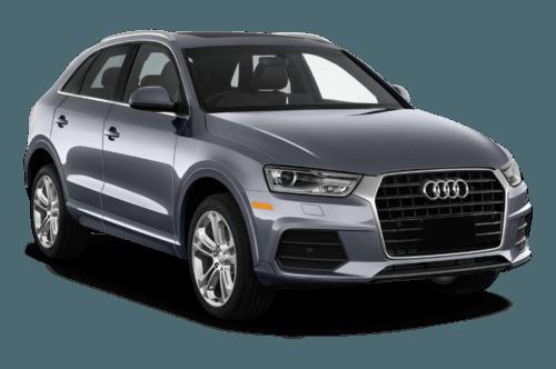 установка ГБО на Audi Q3