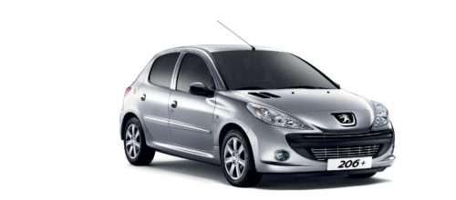установка ГБО на Peugeot 206