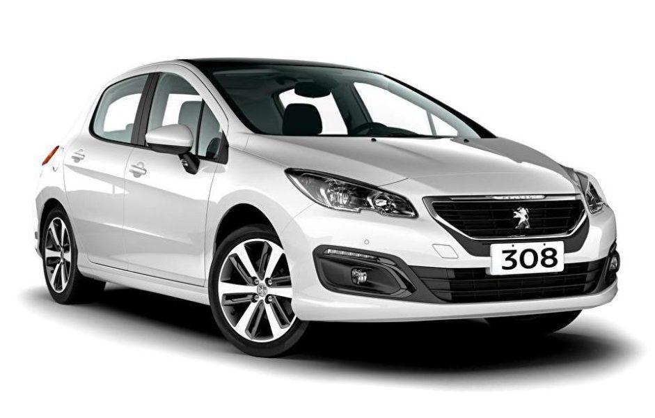 установка ГБО на Peugeot 308