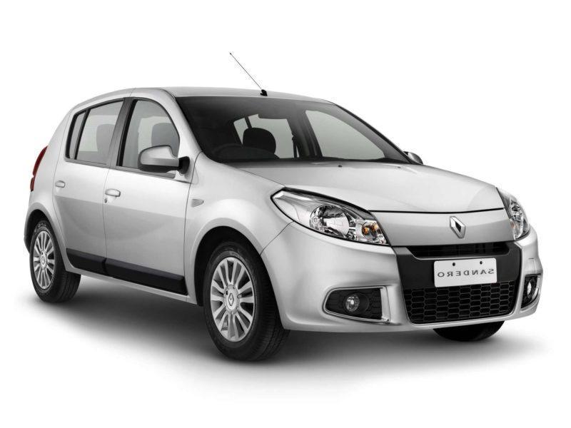 установка ГБО на Renault Sandero
