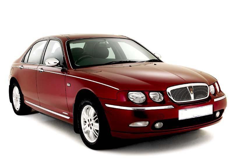 установка ГБО на Rover 75