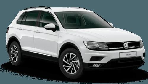 установка ГБО на Volkswagen Tiguan