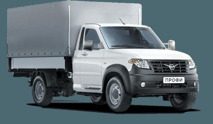 установка ГБО на грузовой УАЗ Патриот Профи