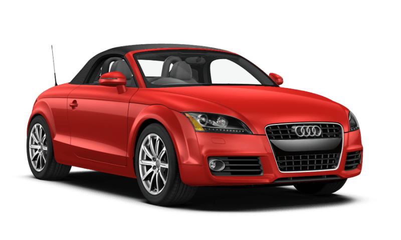 установка ГБО на Audi TT