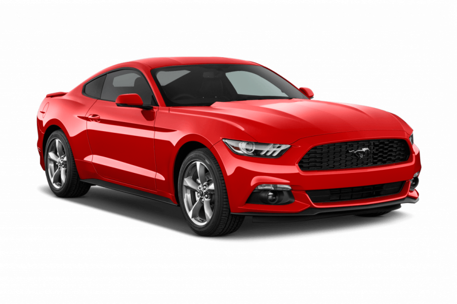 установка ГБО на Ford Mustang