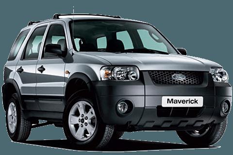 установка ГБО на Ford Maverick