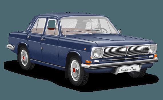 установка ГБО на ГАЗ  24 «Волга»