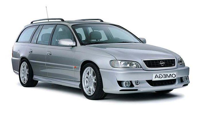 установка ГБО на Opel Omega