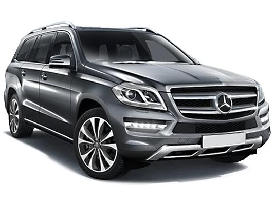 установка ГБО на Mercedes-Benz GL-klasse