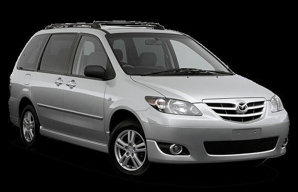 установка ГБО на Mazda MPV