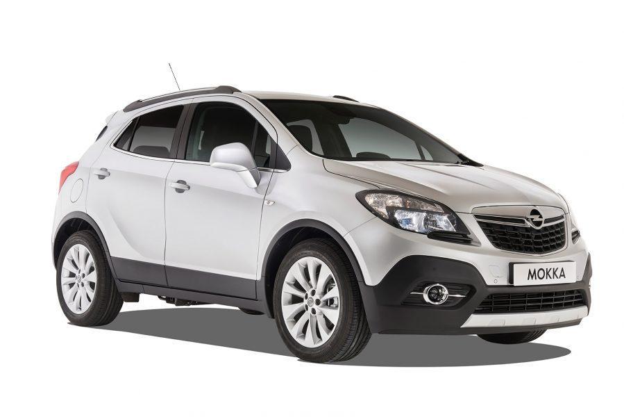 установка ГБО на Opel Mokka