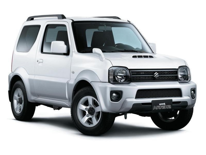 установка ГБО на Suzuki Jimny
