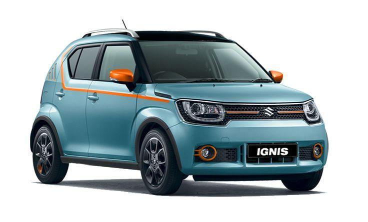 установка ГБО на Suzuki Ignis