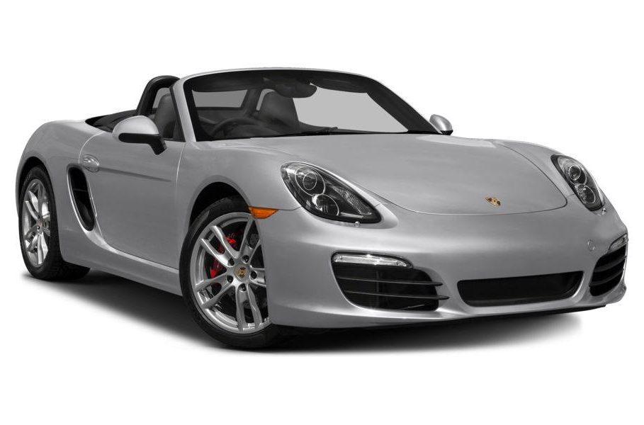 установка ГБО на Porsche Boxster