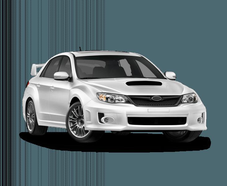 установка ГБО на Subaru WRX