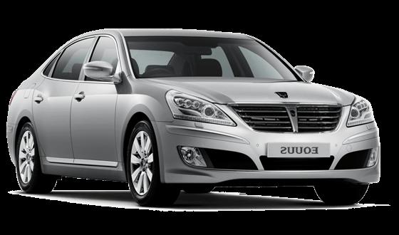 установка ГБО на Hyundai Equus