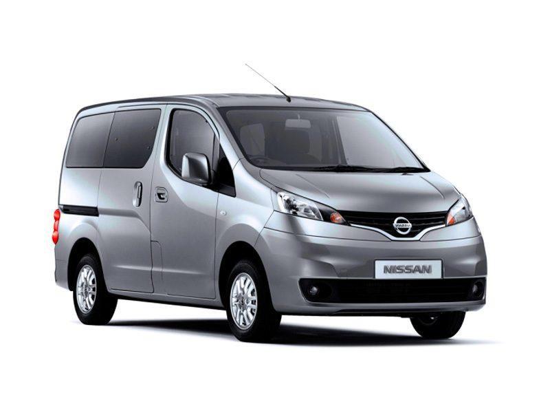 установка ГБО на Nissan Vanette