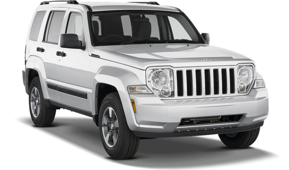 установка ГБО на Jeep Liberty (North America)