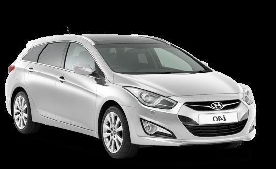 установка ГБО на Hyundai i40
