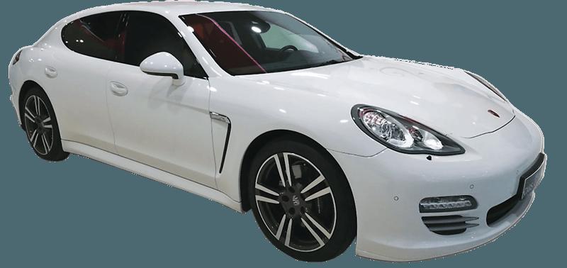 установка ГБО на Porsche Panamera