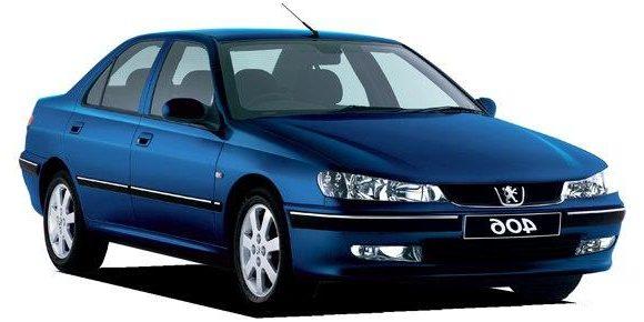 установка ГБО на Peugeot 406