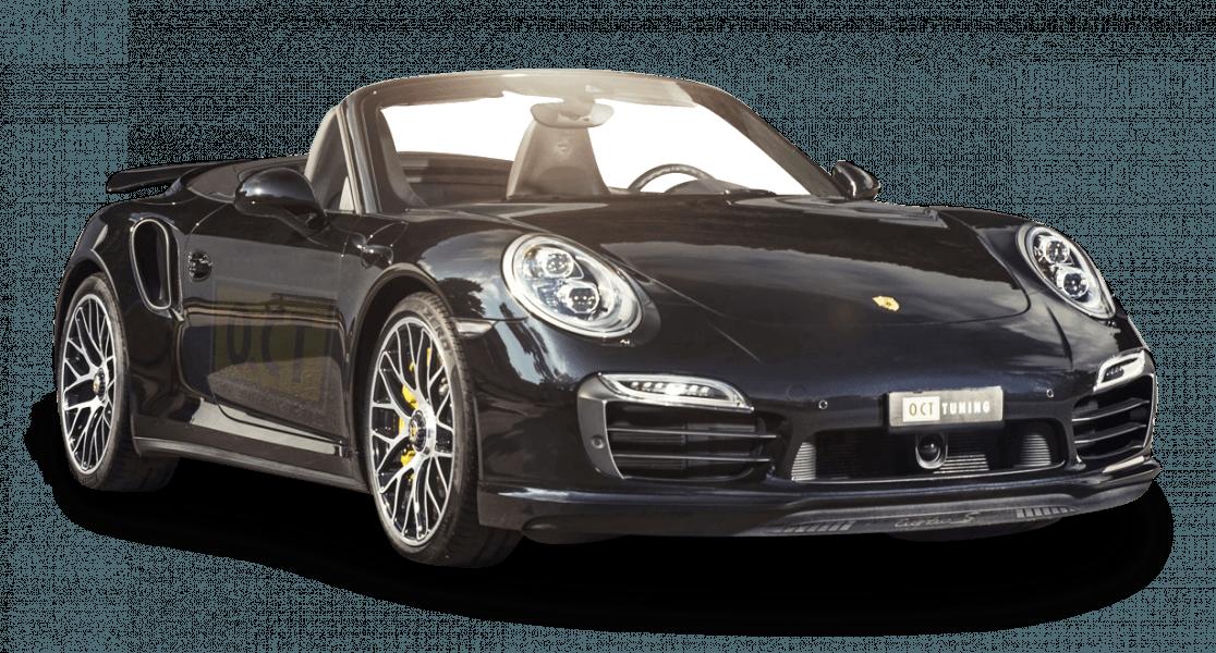установка ГБО на Porsche 911