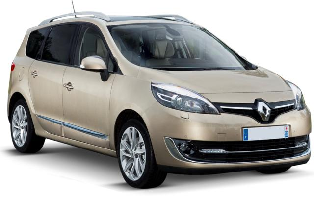 установка ГБО на Renault Scenic