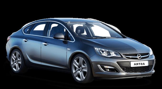 установка ГБО на Opel Astra