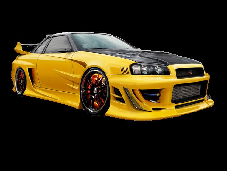 установка ГБО на Nissan Skyline