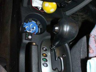 Машина Hyundai Santa-Fe Classic.