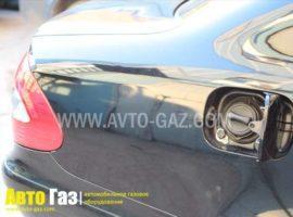 Газ на Mercedes-Benz E.