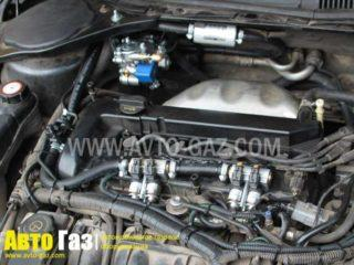 Газ на Ford Mondeo.