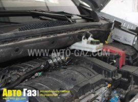 ГБО на Peugeot Partner
