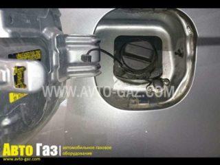 ГБО на Honda CR-V ВЗУ